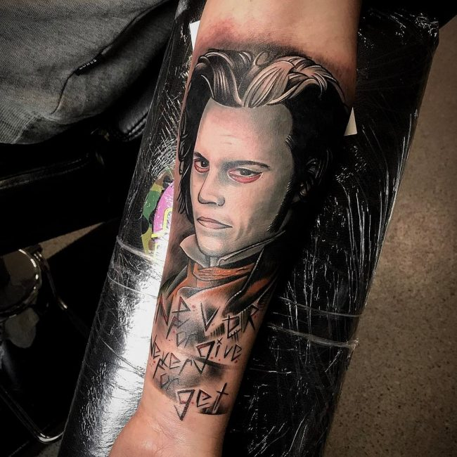 Portrait Tattoo 54