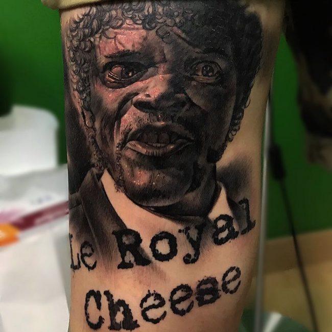 Portrait Tattoo 57