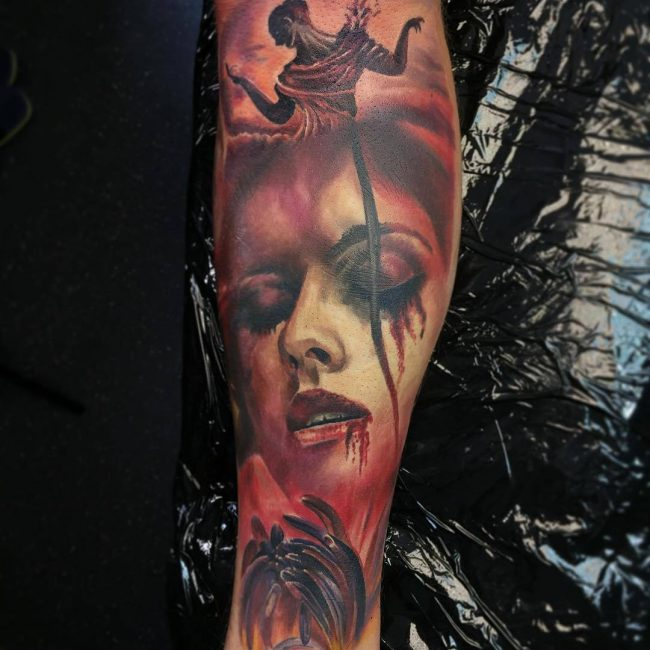 Portrait Tattoo 59