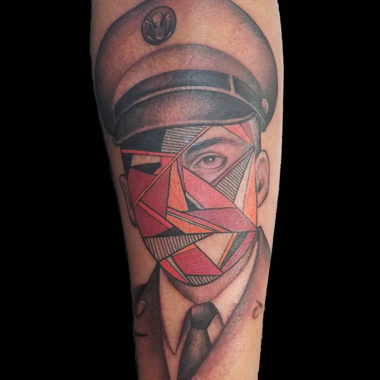 Portrait Tattoo 61