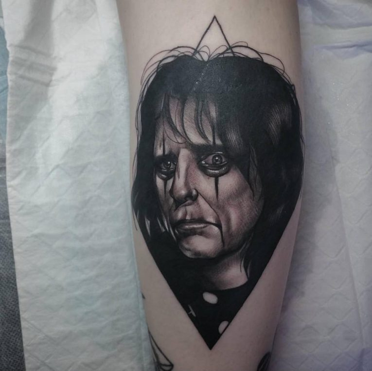 Portrait Tattoo 62