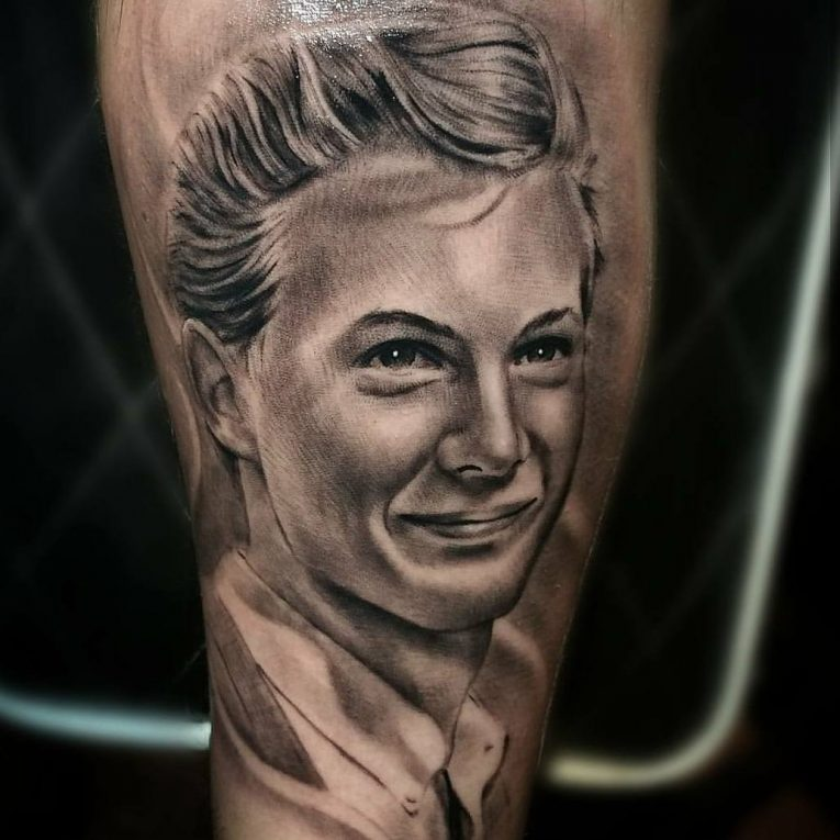 Portrait Tattoo 63