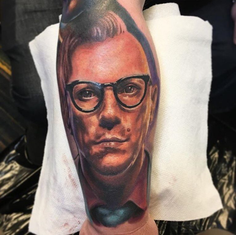 Portrait Tattoo 66
