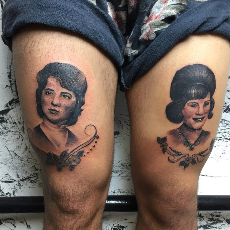 Portrait Tattoo 68
