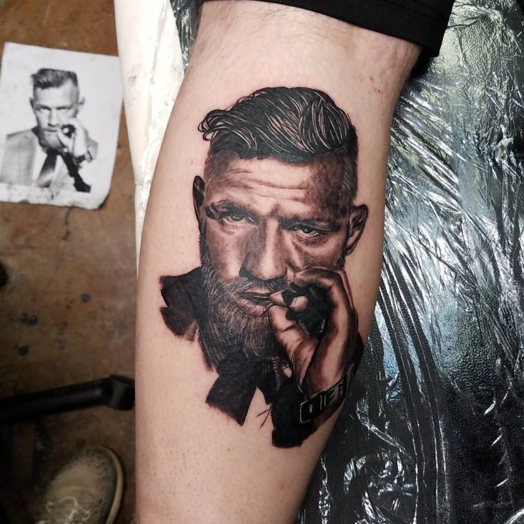 Portrait Tattoo 69