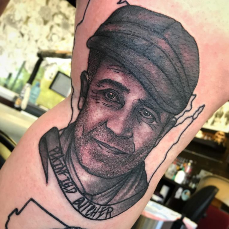 Portrait Tattoo 70