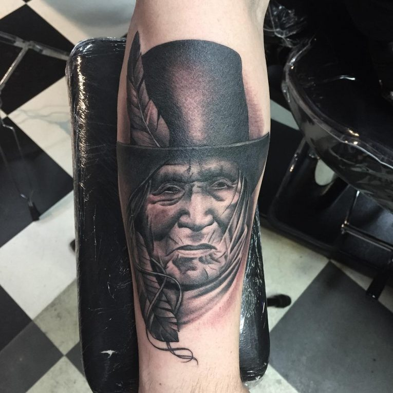Portrait Tattoo 71