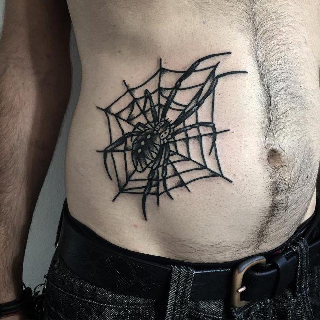 Prison Style Tattoo 51