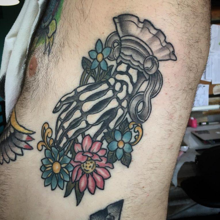 Rib Tattoo 69