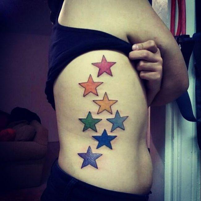 75+ Versatile Rib Tattoos For Guys & Girls - Best types