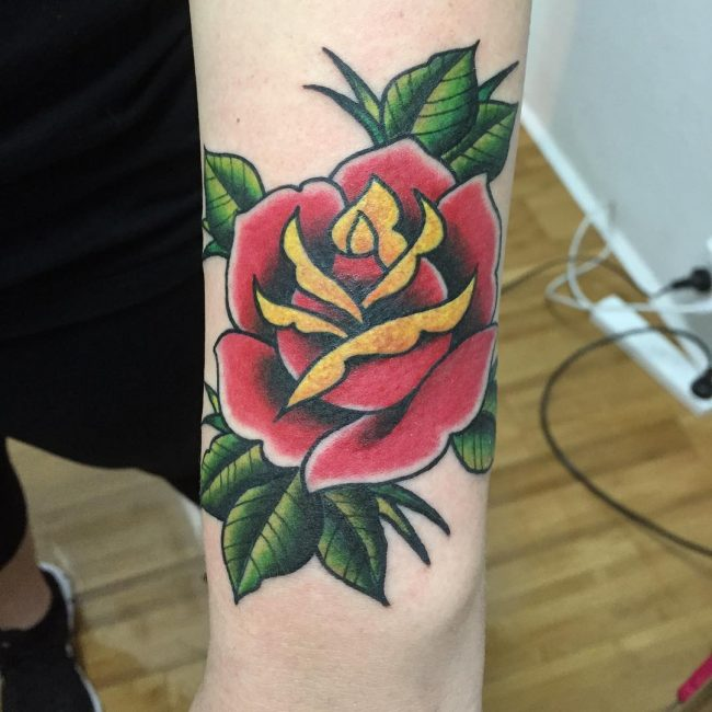 Sailor Jerry's Tattoo 62