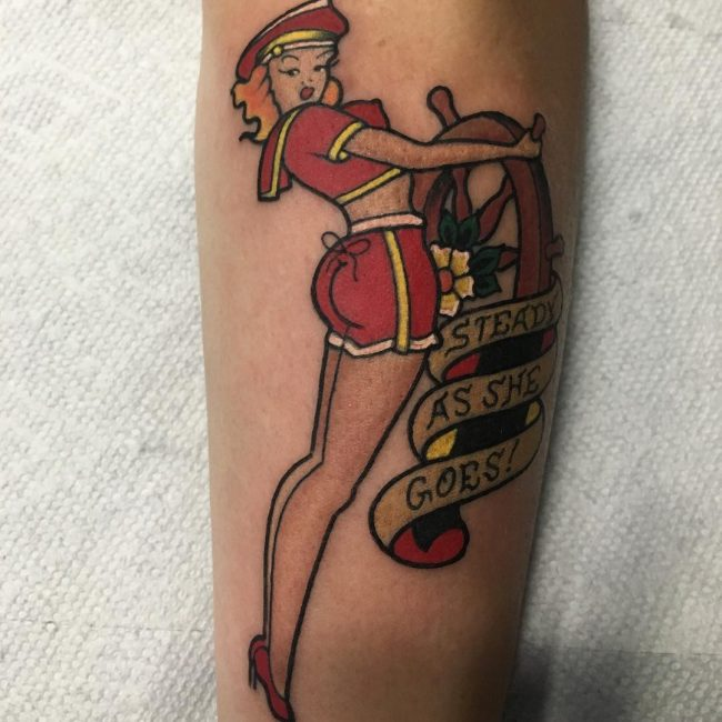Sailor Jerry's Tattoo 66