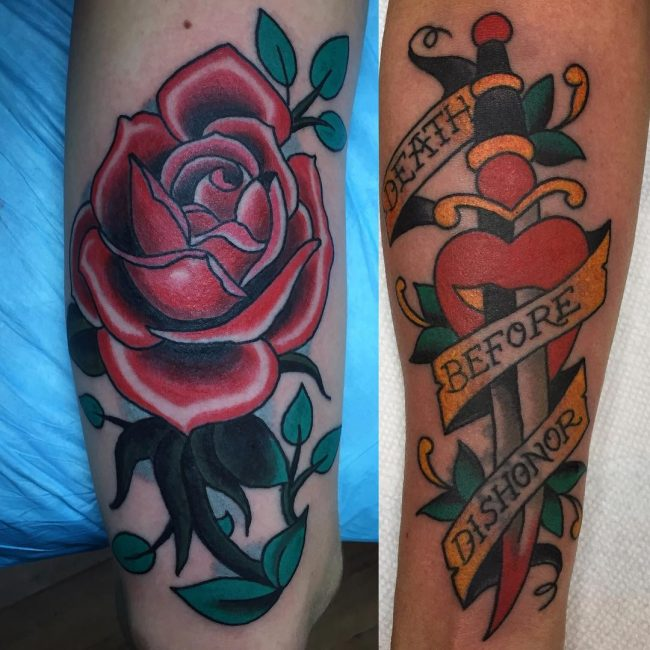 Sailor Jerry's Tattoo 67