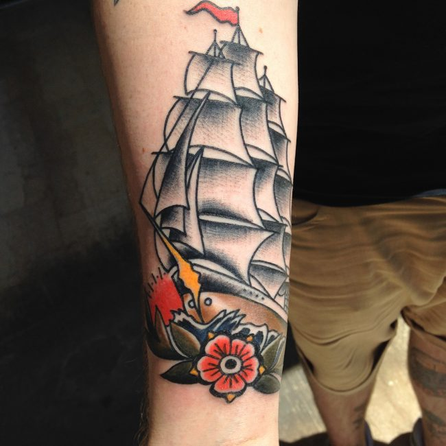 Sailor Jerry's Tattoo 68