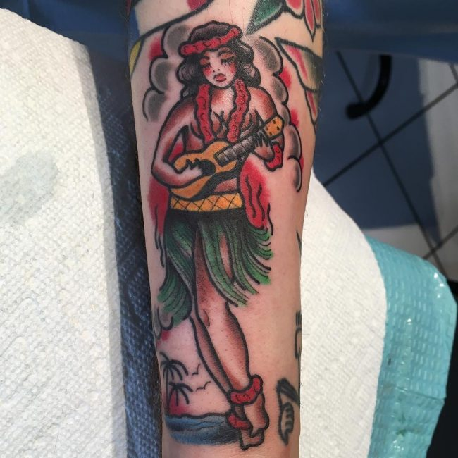 Sailor Jerry's Tattoo 70