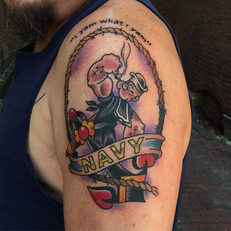 Sailor Jerry's Tattoo 71