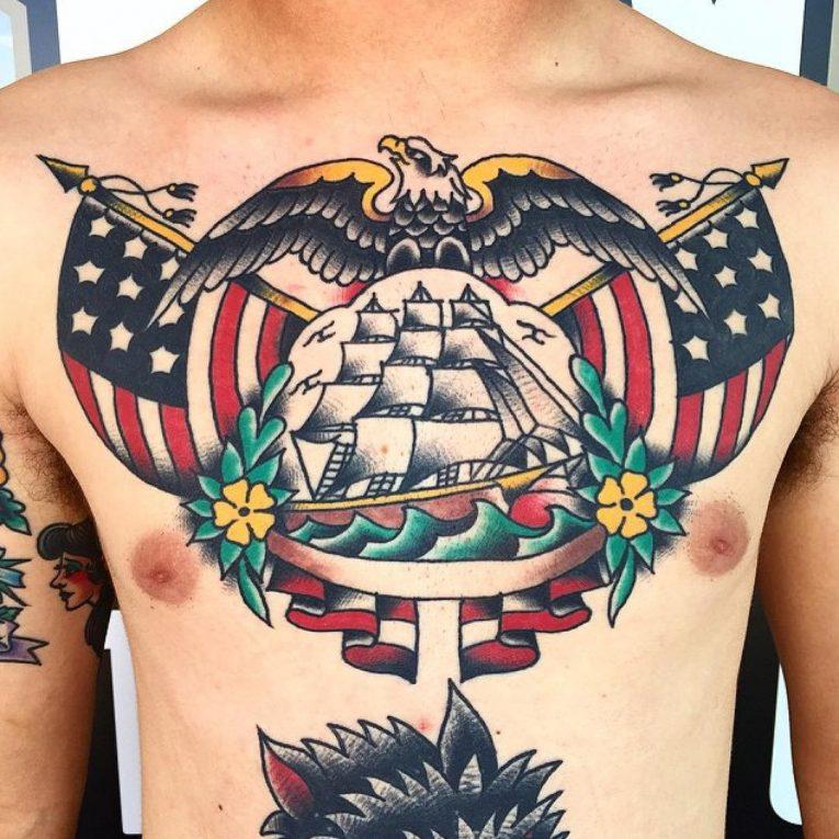 Sailor Jerry's Tattoo 75
