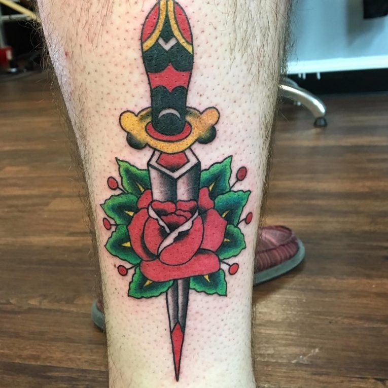 Sailor Jerry's Tattoo 79