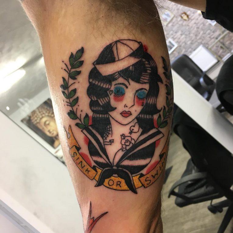 Sailor Jerry's Tattoo 80