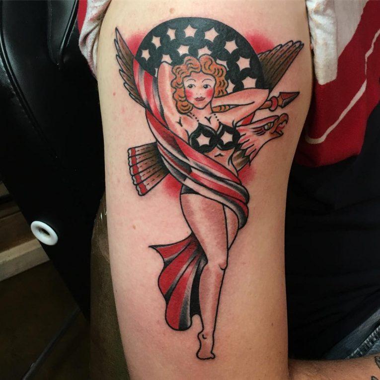 Sailor Jerry's Tattoo 81