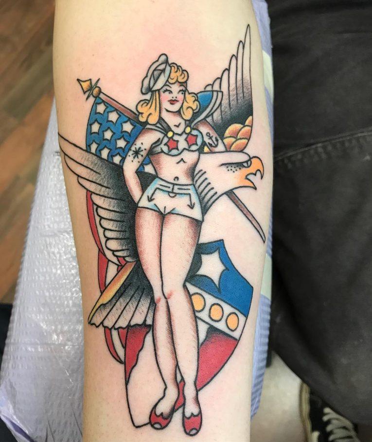 Sailor Jerry's Tattoo 82