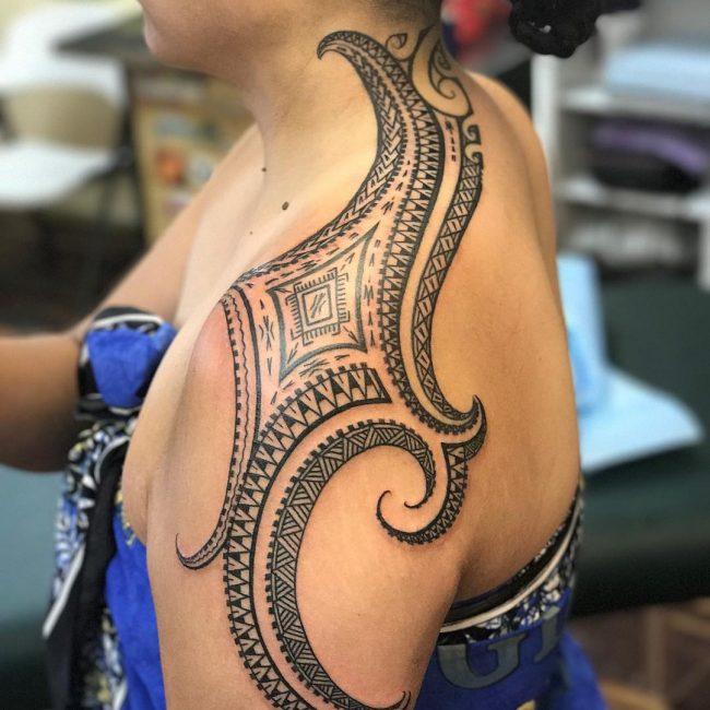 Samoan Tattoo 41
