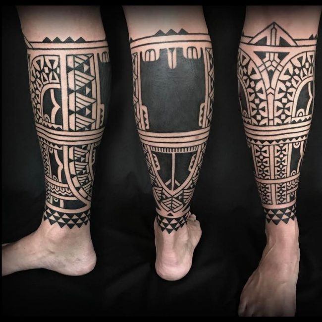 bee117b05 60+ Best Samoan Tattoo Designs & Meanings - Tribal Patterns (2019)