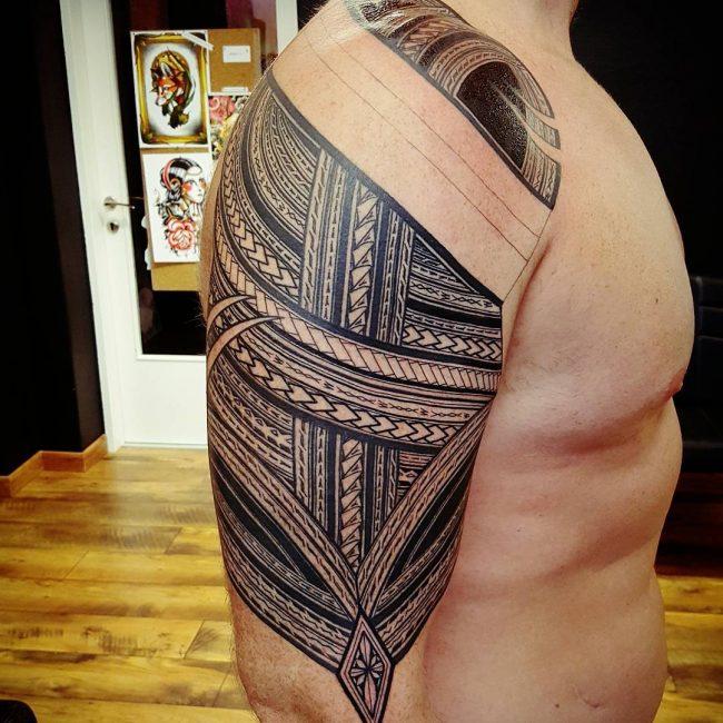 Samoan Tattoo 44