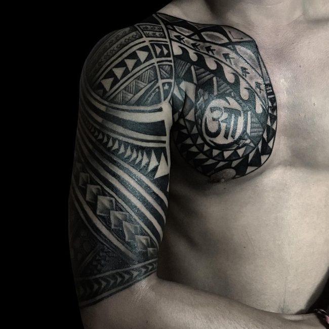 Samoan Tattoo 45