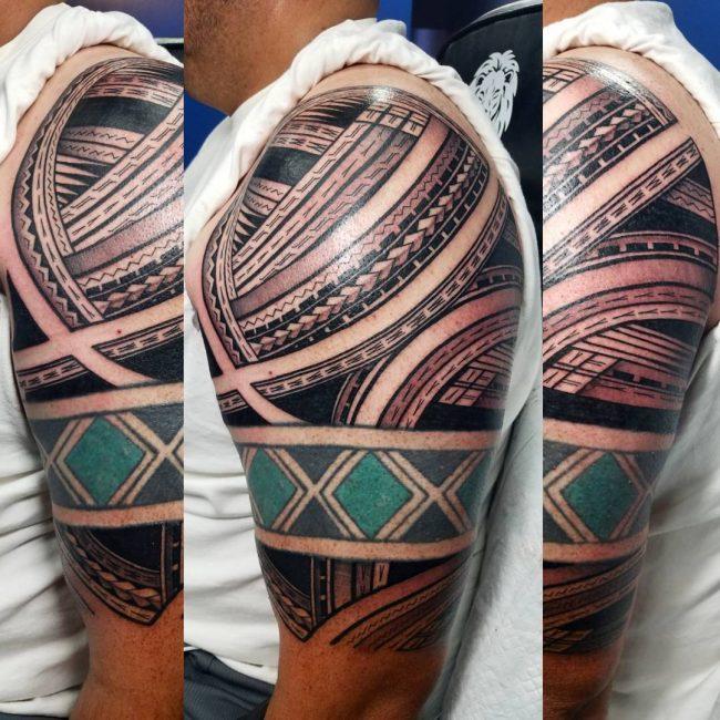 Samoan Tattoo 46