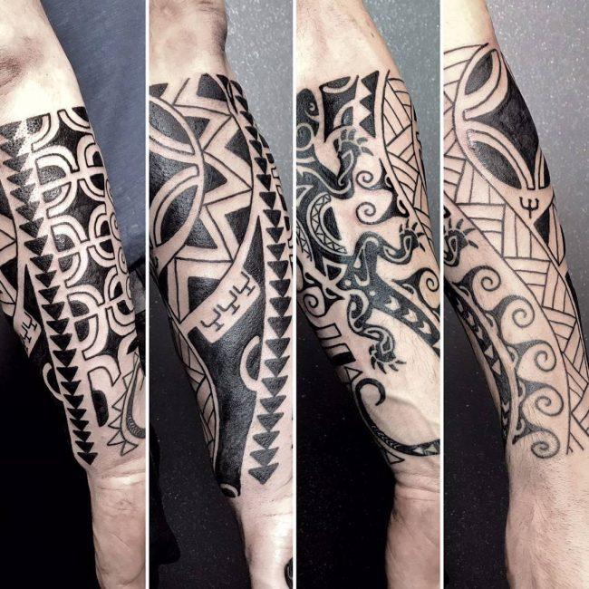 Samoan Tattoo 48