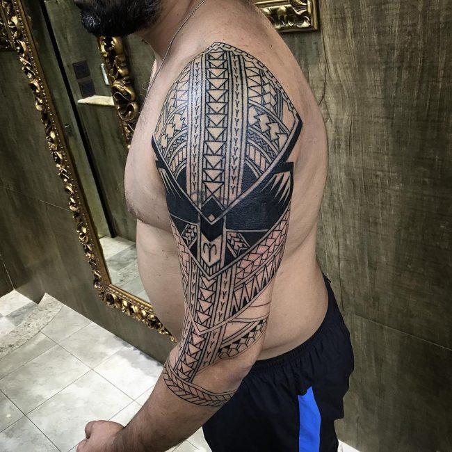 Samoan Tattoo 49