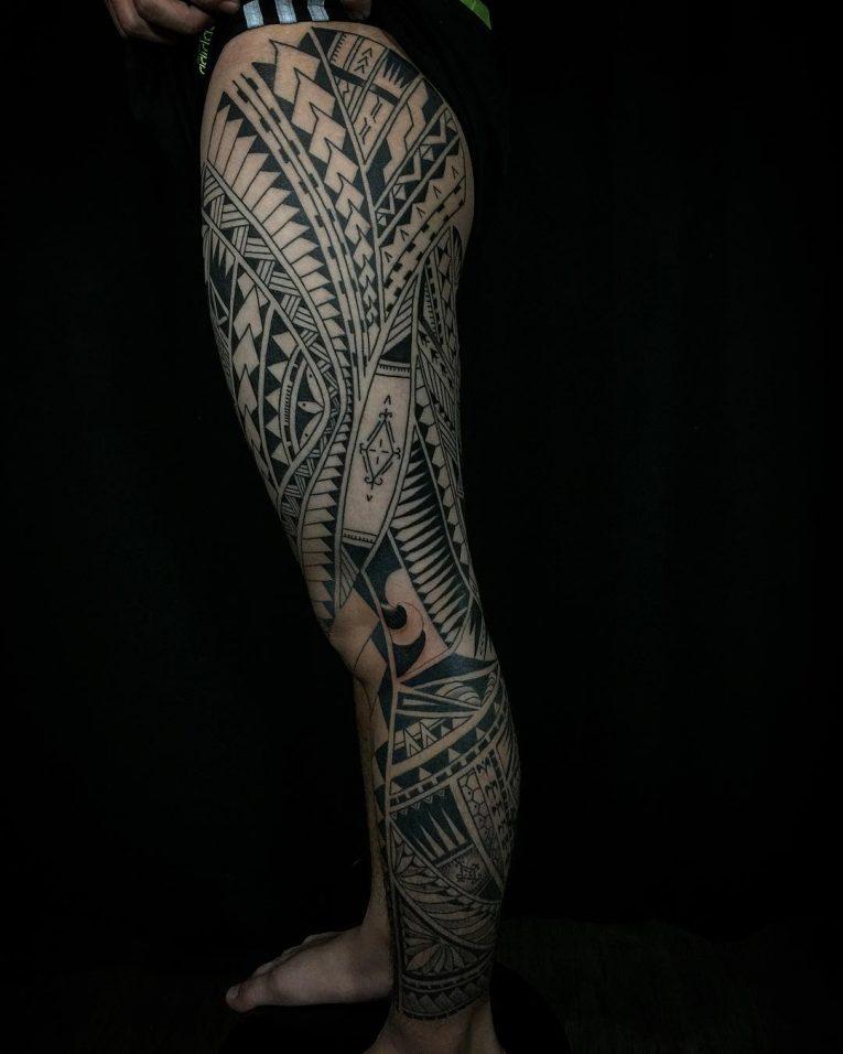 Samoan Tattoo 52
