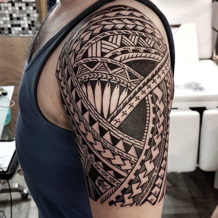 Samoan Tattoo 58