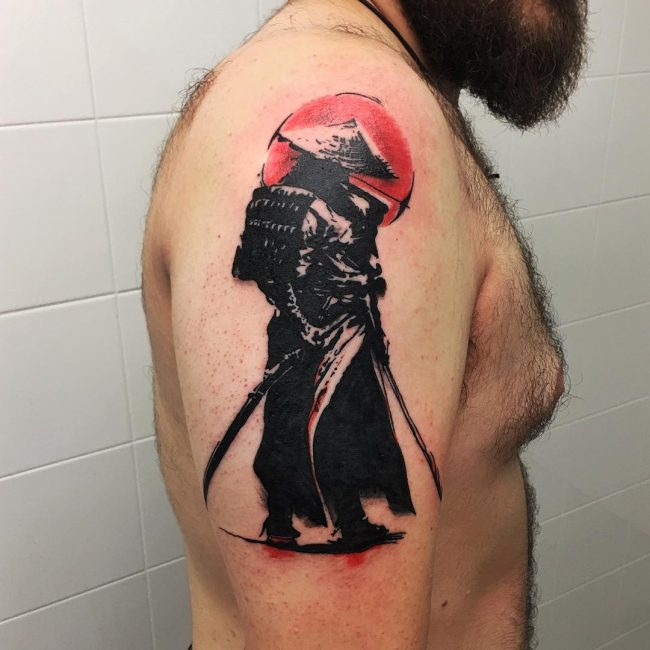 Samurai Tattoo 64