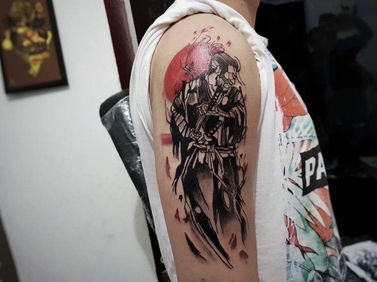 Samurai Tattoo 67