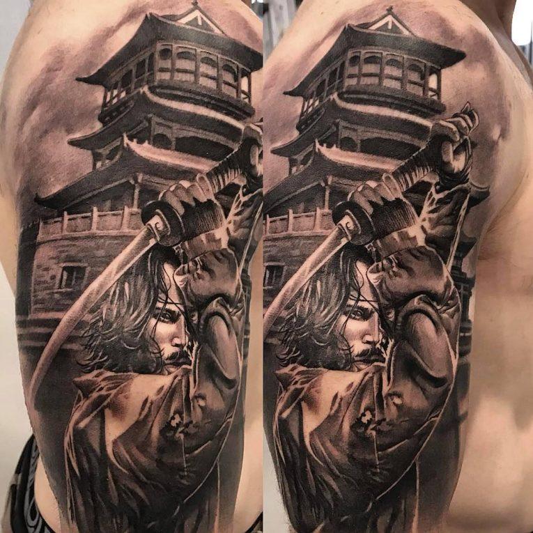Samurai Tattoo 68