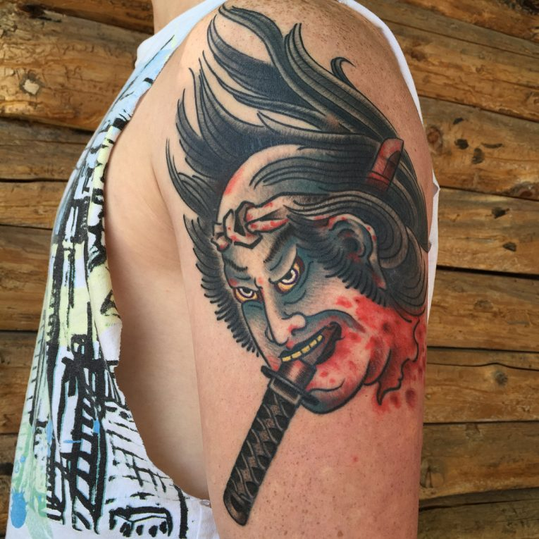 Samurai Tattoo 70
