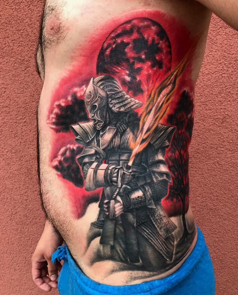 Samurai Tattoo 72