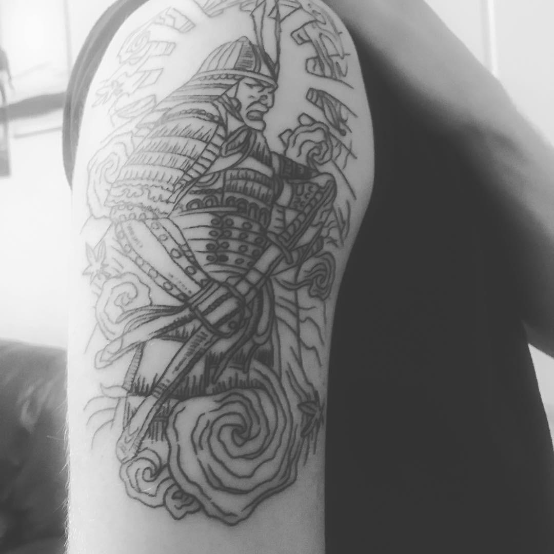 75+ Best Japanese Samurai Tattoo