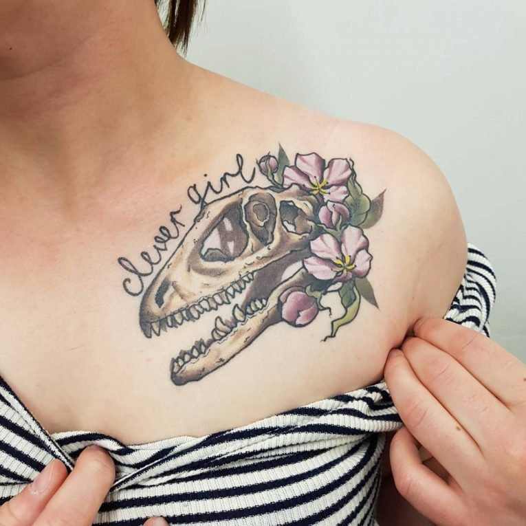 Shoulder Tattoo 86