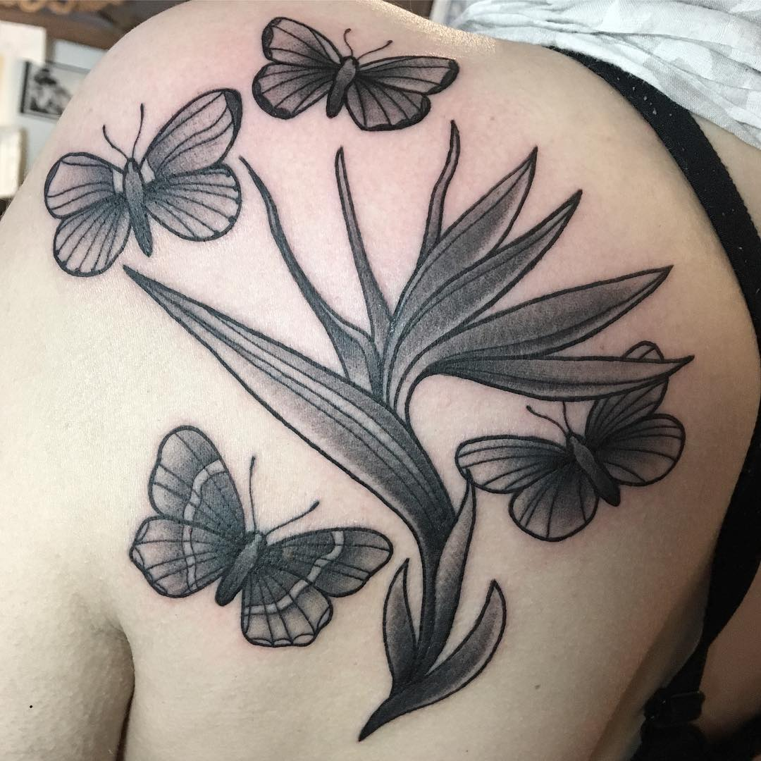 Knee Tattoos That Will Change The Way You Look To Them: 90+ Best Shoulder Tattoo Designs & Meanings