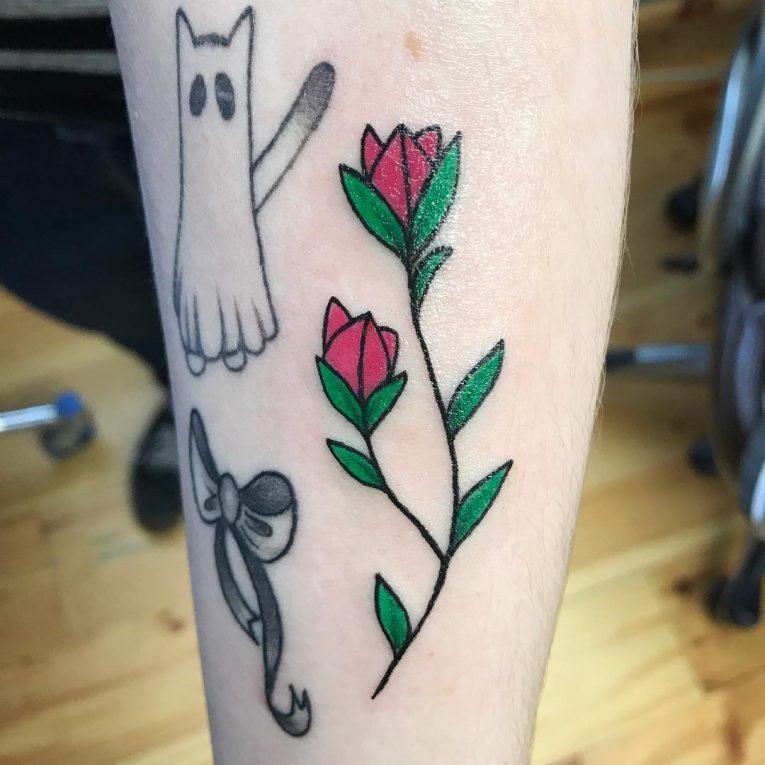 Simple Tattoo 92