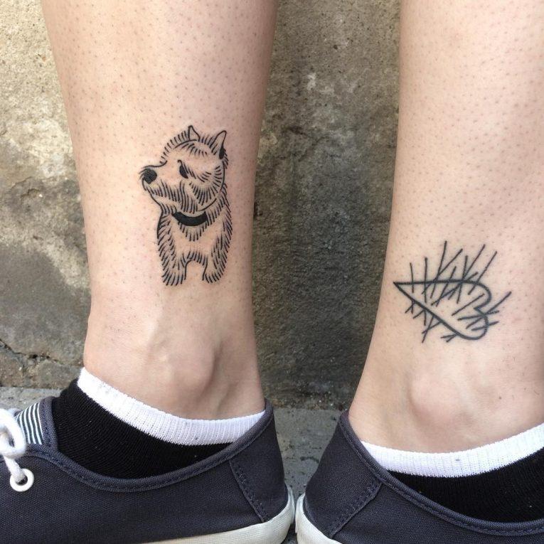 Simple Tattoo 94