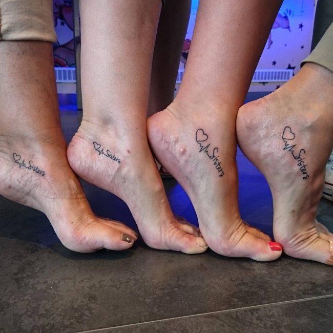 Sister Tattoos 76