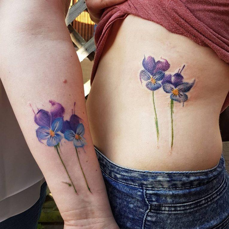 Sister Tattoos 90