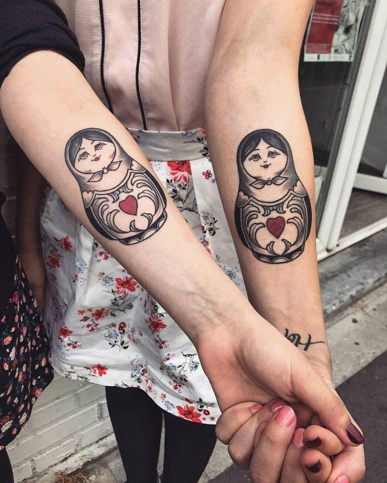 Sister Tattoos 92