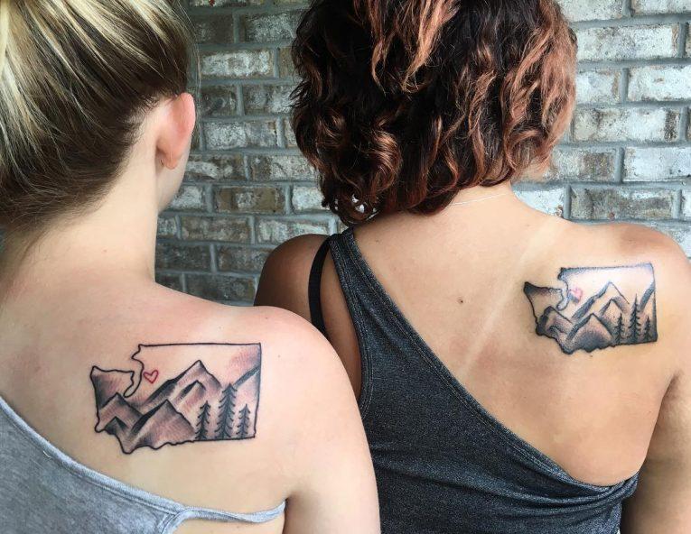 Sister Tattoos 96