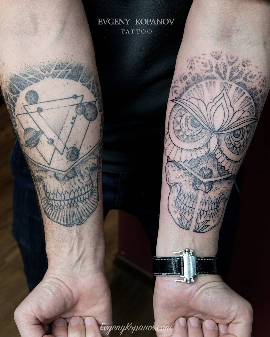 85 best sugar skull tattoo designs meanings 2018. Black Bedroom Furniture Sets. Home Design Ideas