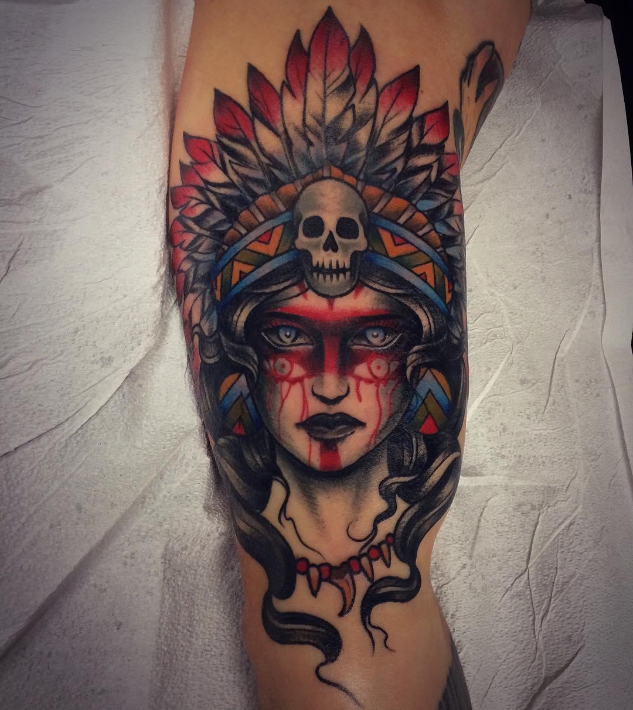 85 Best Sugar Skull Tattoo Designs & Meanings [2019]